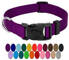 Country Brook Design® Deluxe Nylon Dog Collar - U.S.A.