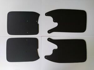 Tacoma 4x4 Prerunner Mud Guards Flaps Set for 1995-2004 Equipped WITH OEM Flares