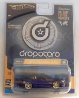 Hot Wheels Dropstars Mercedes-Benz SL55 Blue Pro Circuit Real Riders