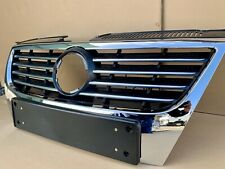 VW Passat Chrome Grill 2005 - 2010 With PDC Fits B6 UK Stock