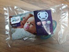 Philips Avent Ultra Air, Schnuller, Nuckel, türkis Größe 1,0-6 Monate, Baby
