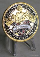 D-Day 1944 Normandy 75th Anniversary Commemorative Souvenir Challenge Coin