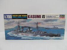 MES-44648Hasegawa 43449 1:700 Kasumi Bausatz geöffnet,augenscheinlich komplett,