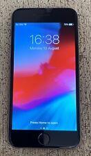 Apple iPhone 6 - 16GB-Argento A1586 O2 bloccato