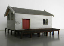 HO scale Goods shed Standard