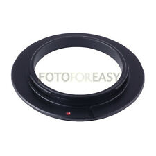 58mm Macro Reverse Adapter Ring for Canon EOS EF/EF-S Mount 5D III 7D 700D 70D