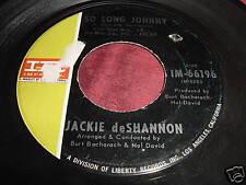 JACKIE DESHANNON - SO LONG JOHNNY - SOUL 45 IMPERIAL