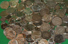 2 Ounces Silver coins of USA 90% Bullion: Halves Quarters Dimes no junk no slick