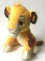 New Kohl's Cares Lion King Simba Stuffed Animal Plush, Cat Disney Toy