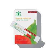 Arbonne Energy Fizz Sticks - Pomegranate( 30 Stick Packs) #2079 Exp: 11/2021