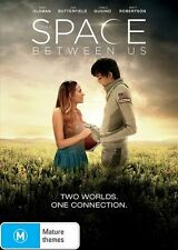 The Space Between Us (DVD, 2017) NEW