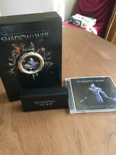 shadow of war mithril edition Ring Of Power + Soundtrack + Other Items