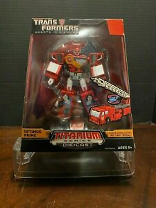 NEW Hasbro Transformers Titanium Series-RID-Optimus Prime-MISB