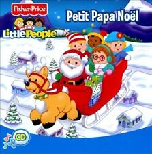 FISHER-PRICE/LITTLE PEOPLE (CHILDREN'S) - PETIT PAPA NOEL NEW CD
