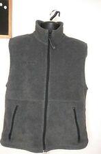 Columbia Men's Vest Size Medium Gray