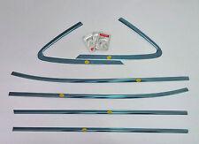 Stainless Window Line Sill Trim 6p For 10 11 12 13 Hyundai Tucson : ix35