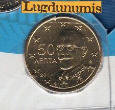 Grece - 2011 - 50 Centimes D'euro FDC Scéllée provenant coffret BU 15 000 Greece