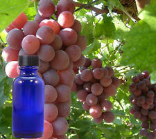 100% Grape seed Oil with Vitamin E Natural Essential oil 1/2 oz.