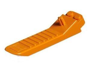 LEGO Brick Separator Human Tool Orange Colour New Style Part 96874
