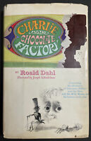 Charlie And The Chocolate Factory Revised 1973 Edition HB DJ Roald Dahl