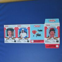 1986 True Value panels  MIKE SCHMIDT ANDRE DAWSON WADE BOGGS (2 diff)  Phillies