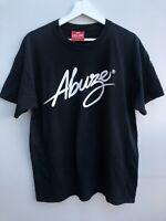 Men's T-shirt Black Size LAbuze London  <MM520z