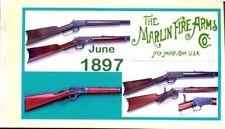 Marlin 1897 Fire Arms Big Catalog