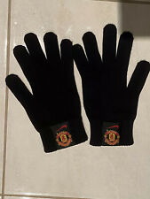Manchester United Nike Gloves (Almost New)