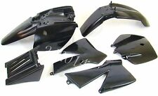 Plastic Body KTM50 KTM50SX KTM 50 Sr Adventure SX Pro Junior LC Black