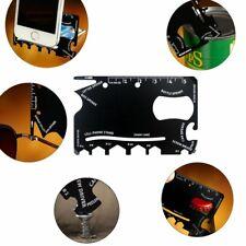 Wallet Hero 18-In-1 Tool Steel Pocket Screwdriver Bottle Opener Ninja Gadget