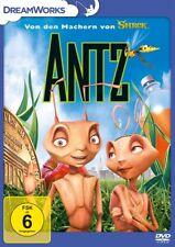 ANTZ -  ERIC DARNELL;TIM JOHNSON; LAWRENCE GUTERMAN  DVD NEU