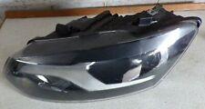 25396 L13 2009-2014 6R VW POLO NSF PASSENGERS SIDE FRONT HEAD LIGHT 6R2941007F