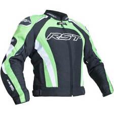 Chaquetas verdes RST para motoristas, para hombre