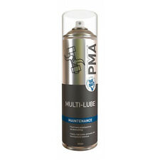 Multi lube Maintenance Spray,Displaces moisture, Prevents rust PMA Trade Quality