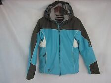 Rossignol Ski Jacket- Blue/Multi-Women's SIze Medium