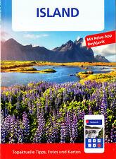REISEFÜHRER Island 2019/20 Reykjavik 264 Seiten mit vielen Landkarten NEU