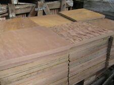 Terrassenplatten 1qm 40x40cm Verblender Natursteinplatten Quarzit rot braun