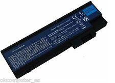Batería portatil Acer Aspire  5600AWLMi 5621AWLMi 7003WSMi 9301AWSMi   - 4400mAh