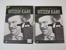 Citizen Kane (Dvd, 2001, 2-Disc Set)- Orson Welles, Joseph Cotten, Everett Sloan