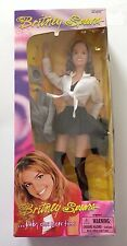 BRITNEY SPEARS BABY ONE MORE TIME PLAY ALONG DOLL FIGURE VTG OLD 1999 99 NOS HTF