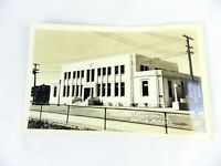 Vintage 1940s The New Post Office Prince Rupert Postcard