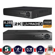 CCTV 4/8 CH 1920P HDMI DVR FHD Digital Video Recorder BNC VGA HDMI Android/IOS