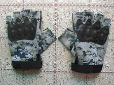 15's series China PLA Air Force,Airborne Troops Digital Camouflage Combat Gloves
