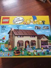 Lego 71006 Simpsons Haus - Neuwertig, Original Verpackung