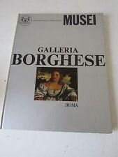 GALLERIA BORGHESE -FABBRI 1969