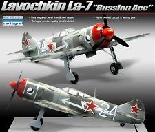 12304 1/48 ACADEMY  LAVOCHKIN LA-7  RUSSIAN ACE