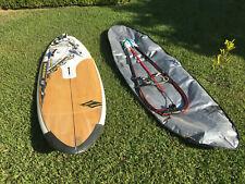 Naish Nitrix 135L windsurf board