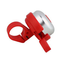 Kids Bicycle Bike Scooter Handle Bar Ride Ring Bell Handlebar Horn Alarm