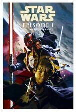 Star Wars: Episode I The Phantom Menace Movie POSTER 27 x 40 D, LICENSED USA NEW