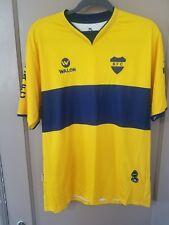 Boca FC  Soccer Jersey Football Shirt BFC yellow M adult